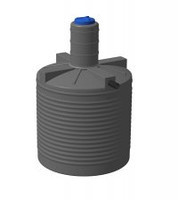 Выгребная пластиковая яма(емкость) 3000л