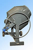 Бетономешалка профессиональная БМ-400 л, фото 1