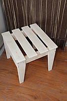Деревянный стул подставка