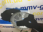 Бензокоса Vorskla МПЗ-5200  (3 ножа + 2 катушки ), фото 8