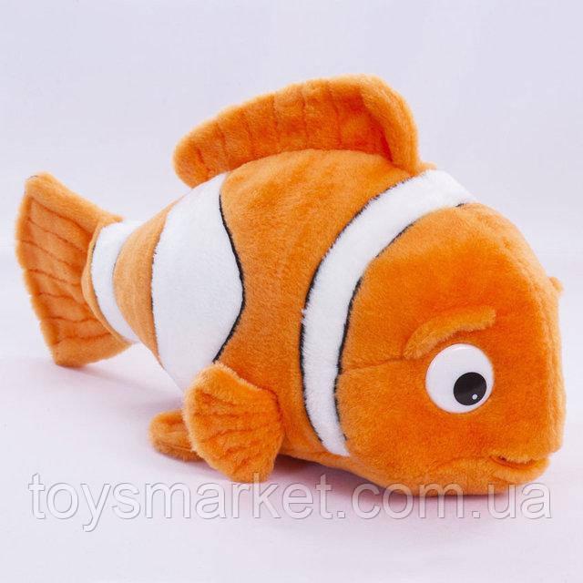 Плюшевая игрушка рыба