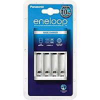 Автоматическое зарядное устройство eneloop panasonic basic charger new (bq-cc51e)