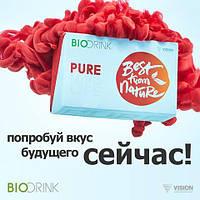 Функциональные напитки BioDrink - вкус будущего