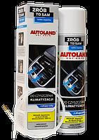Препарат для очистки кондиционера Autoland PRO CLIM  400мл