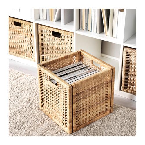 Ящики и коробки для компактного хранения