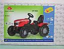 Трактор педальный Massey Ferguson Rolly Toys 601158, фото 5