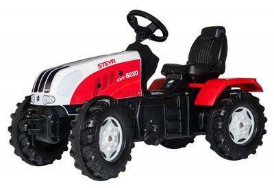 Трактор педальный  Farmtrack Junior  Rolly Toys 035304, фото 1