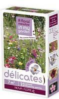 Цветочная смесь Nova-Flore 'Летние цветы -  Деликейтс'