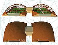 Теннисный комплекс (4 корта), фото 1