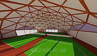 Теннисный корт (2 площадки).