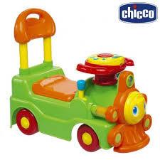 Каталка Паравозик CHICCO LOCO TRAIN 05480