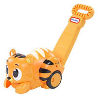 Каталка Развивающая Тигр со световыми эффектами Литл Тайкс Little Tikes 640926 , фото 1