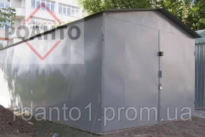 постройка гаража проекты