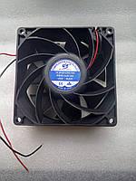 Вентилятор 92*92*32 турбированный (24v, 0.32A)