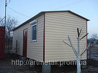 Дачные домики модульные, сборные домики для дачи