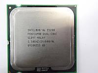 Процессор Intel Pentium Dual-Core E5200 2.50GHz/2M/800MHz/S775