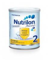 Молочная смесь Nutrilon 2 Комфорт, 400 г
