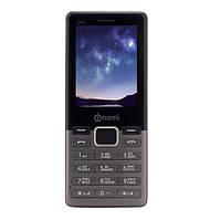 Мобильный телефон Nomi i241 Metal Dark-Grey