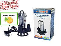 Насос дренажный Днипро-М НДН-1П 2.75кВт (нерж, с поплавком)