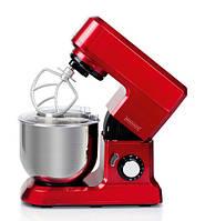 Кухонный комбайн тестомес Royalty Line RL-PKM-1600.5 RED 1600Вт
