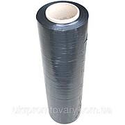 Стрейч пленка черная 20 мкм 500 мм 250 м (2.4 кг)