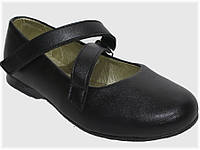 Детские школьные туфли для девочки VITALIYA, размеры 32-36