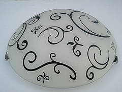 Светильник круглый накладной потолочный 40 диаметр Восток на три лампы