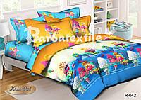 Детское постельное белье (Троли) - Ранфорс 150*220