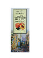 Масло персиковых косточек растительное натуральное 100 мл Dr.Luka