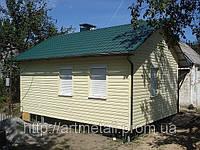 Канадский каркасный дом, заказать каркасный дом в Днепре