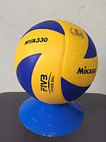 Мяч для волейбола MIKASA MVA330 Replika, фото 1