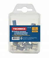 Набор насадок отверточных для гипсокартона PH2х25 мм, 10 шт Technics