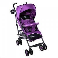 *Детская прогулочная коляска Carrello Costa Striking Purole CRL-1409