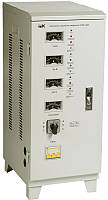 Стабилизатор напряжения СНИ3-7,5 кВА трехфазный, IVS10-3-07500, ИЭК