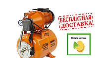 Насосная станция Днипро-М (насос+бак+пульт) НСЧ-80П (чугун) 0.8КВт