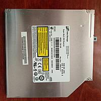 Дисковод оптический привод для ноутбука GU10N 9.5mm Ultra Slim DVD RW SATA