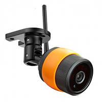 Наружная Wi Fi ip камера UKC-7010 с HD-матрицей, ночной ИК подсветкой и слотом для microSD