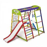 Детский спортивный уголок раннего развития для дома ТМ SportBaby ЮнгаPlus 2
