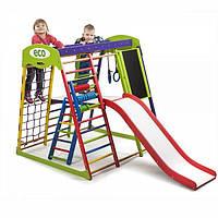 Детский спортивный уголок раннего развития для дома ТМ SportBaby ЮнгаPlus 3