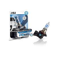 Галогенновая лампа Philips HB3 White Vision+30% 9005whvb1