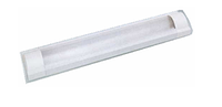 АКЦИЯ! Светильник люмин с эл. зажиганием (закрытый) ZCFE MCW/1*20/IP20