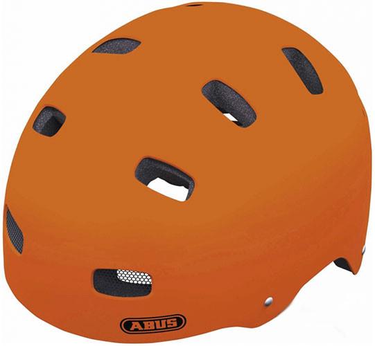 Велошлем ABUS SCRAPER v.2 Signal orange (L)