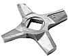 Двухсторонний нож NR5 для мясорубки Zelmer ZMMA025X (A861009) 631384