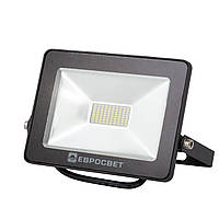 Прожектор светодиодный LED 20 Вт (W) EV-20-01 6400K 1600Lm SMD