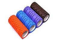 Роллер массажный для йоги Grid Roller Classic Edition: 4 цвета