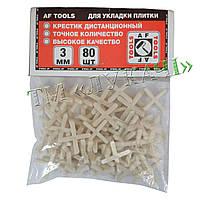 Хрестики для плитки 4,0мм (70шт/уп)