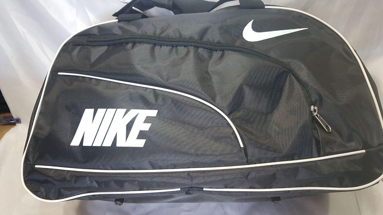 Сумка мужская дорожная Nike и Adidas