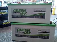 Аккумулятор Green Power Max 6СТ-230Ач/1500А(EN) (+/-)