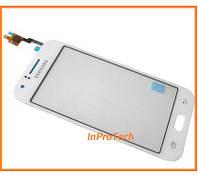 Сенсор (тачскрин) Samsung J100 Galaxy J1 White Original