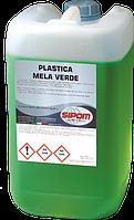 Mela Verde матовый полироль для пластика.